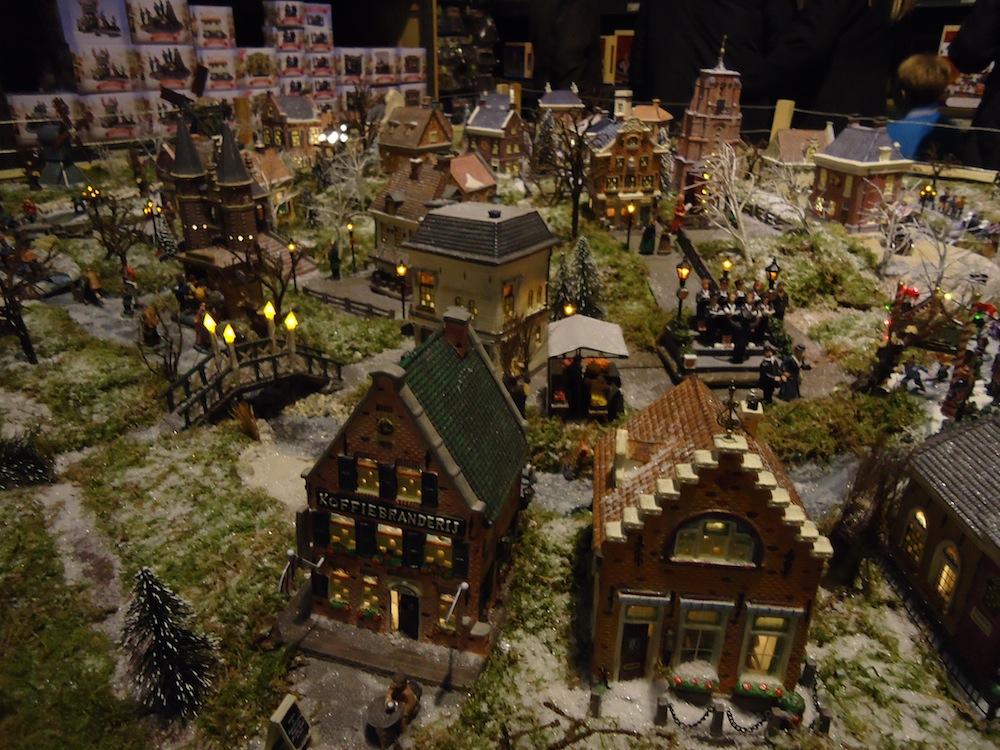 Friesland kerstdorp