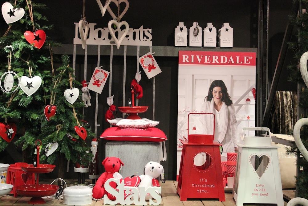 Riverdale kerst 2012 rood met wit